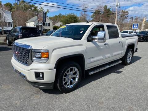 2014 GMC Sierra 1500 for sale at Platinum Auto in Abington MA