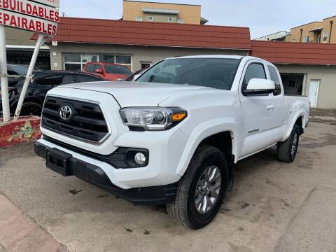 2017 Toyota Tacoma for sale at STS Automotive in Denver CO