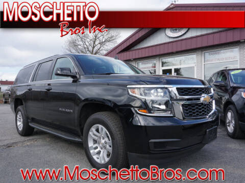 2020 Chevrolet Suburban for sale at Moschetto Bros. Inc in Methuen MA
