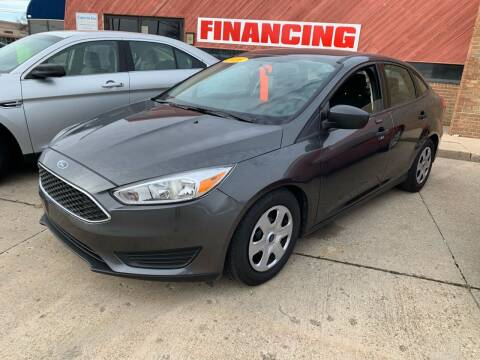 2016 Ford Focus for sale at Cars To Go in Lafayette IN