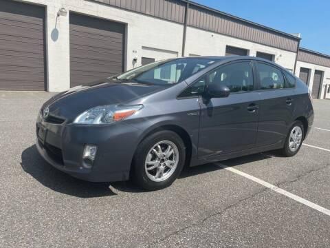 2010 Toyota Prius for sale at Auto Land Inc in Fredericksburg VA