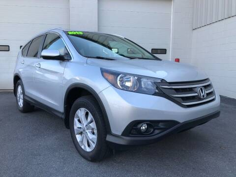 2013 Honda CR-V for sale at Zimmerman's Automotive in Mechanicsburg PA