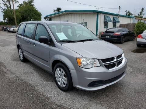 2013 Dodge Grand Caravan for sale at Jamrock Auto Sales of Panama City in Panama City FL