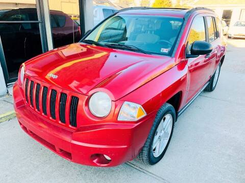 2007 Jeep Compass for sale at Auto Space LLC in Norfolk VA