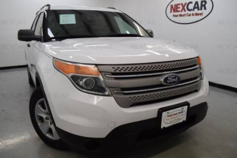 2013 Ford Explorer for sale at Houston Auto Loan Center in Spring TX