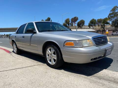 2009 Ford Crown Victoria for sale at Beyer Enterprise in San Ysidro CA
