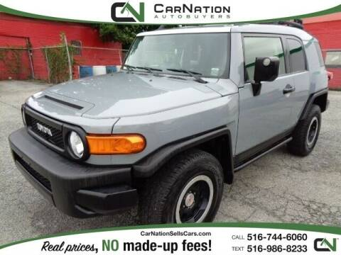 2013 Toyota FJ Cruiser for sale at CarNation AUTOBUYERS Inc. in Rockville Centre NY