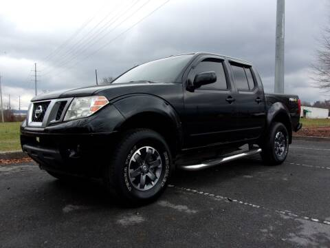 2014 Nissan Frontier for sale at Unique Auto Brokers in Kingsport TN