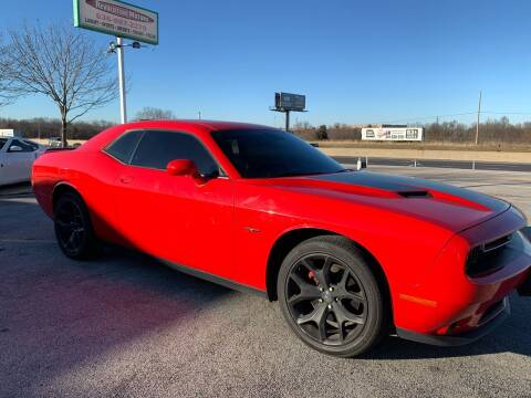 2015 Dodge Challenger for sale at Revolution Motors LLC in Wentzville MO