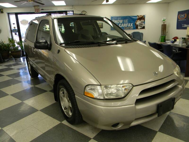 2001 Nissan Quest for sale at Lindenwood Auto Center in St.Louis MO