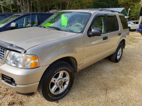2004 Ford Explorer for sale at Northwoods Auto & Truck Sales in Machesney Park IL