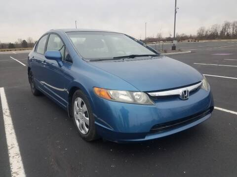 2008 Honda Civic for sale at Carmel Truck & Auto in Carmel IN