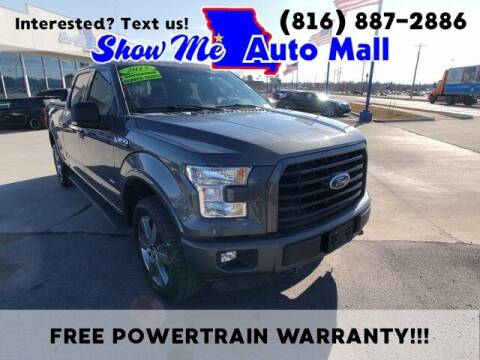 2015 Ford F-150 for sale at Show Me Auto Mall in Harrisonville MO