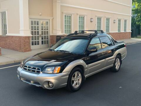 2003 Subaru Baja for sale at Car Expo US, Inc in Philadelphia PA