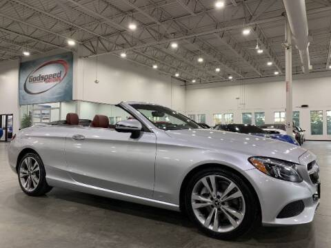 2017 Mercedes-Benz C-Class for sale at Godspeed Motors in Charlotte NC