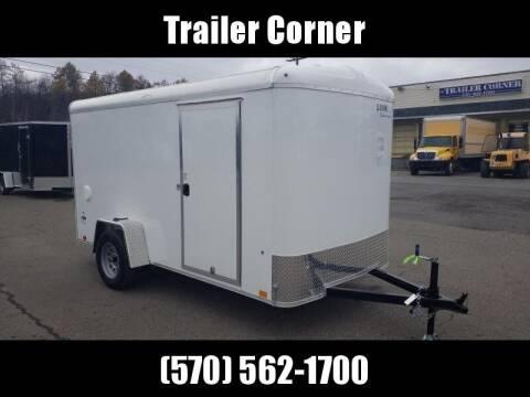 Look Trailers STRLC 6X12 - RAMP DOOR