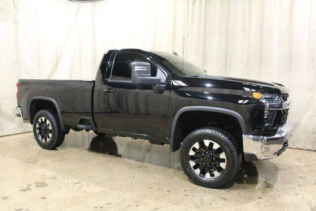 2020 Chevrolet Silverado 2500HD for sale at Autoland Outlets Of Byron in Byron IL