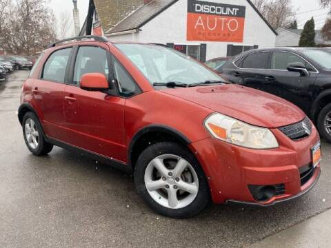 2009 Suzuki SX4 Crossover for sale at Discount Auto Brokers Inc. in Lehi UT