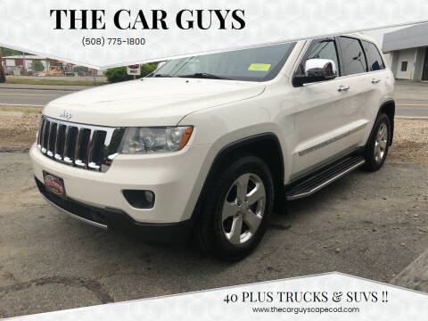 2011 Jeep Grand Cherokee for sale at The Car Guys in Hyannis MA