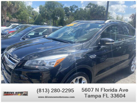 2013 Ford Escape for sale at Drive Now Motors USA in Tampa FL