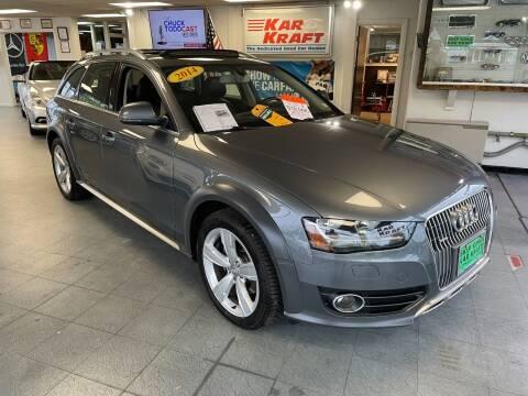 2014 Audi Allroad for sale at Kar Kraft in Gilford NH