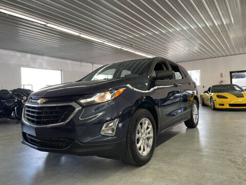 2019 Chevrolet Equinox for sale at Stakes Auto Sales in Fayetteville PA