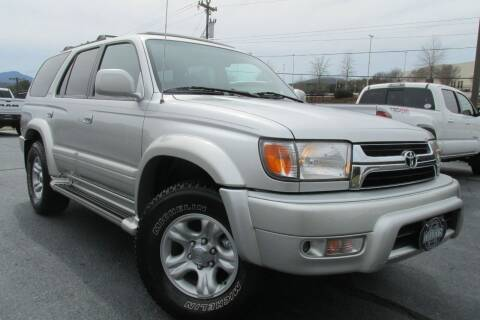 2001 Toyota 4Runner for sale at Tilleys Auto Sales in Wilkesboro NC