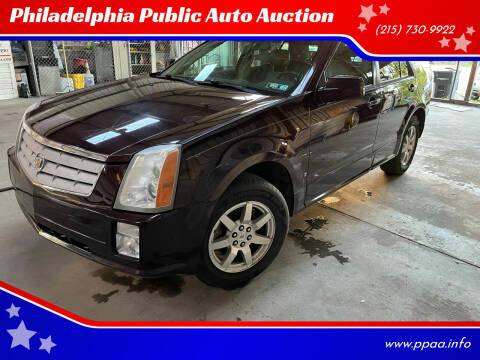 2008 Cadillac SRX for sale at Philadelphia Public Auto Auction in Philadelphia PA