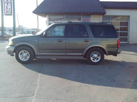 2001 Ford Expedition for sale at Settle Auto Sales TAYLOR ST. in Fort Wayne IN