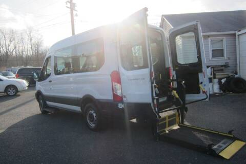 2015 Ford Transit Cargo for sale at K & R Auto Sales,Inc in Quakertown PA