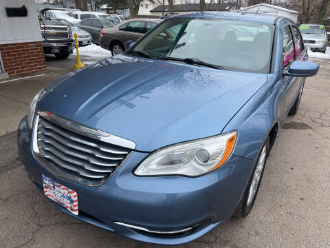 2011 Chrysler 200 for sale at New Wheels in Glendale Heights IL
