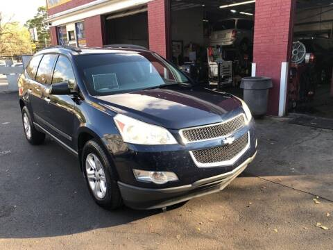 2010 Chevrolet Traverse for sale at 4 Girls Auto Sales in Houston TX