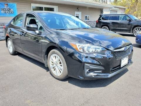2018 Subaru Impreza for sale at AFFORDABLE IMPORTS in New Hampton NY