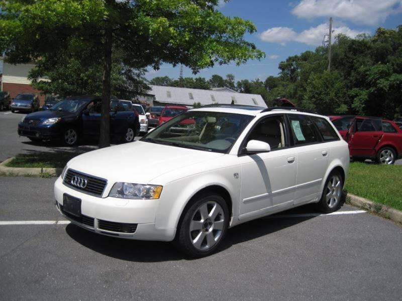 2005 Audi A4 for sale at Auto Bahn Motors in Winchester VA