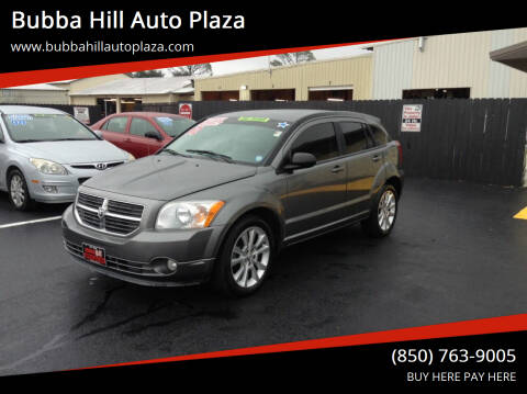 2012 Dodge Caliber for sale at Bubba Hill Auto Plaza in Panama City FL