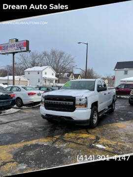 2019 Chevrolet Silverado 1500 LD for sale at Dream Auto Sales in South Milwaukee WI
