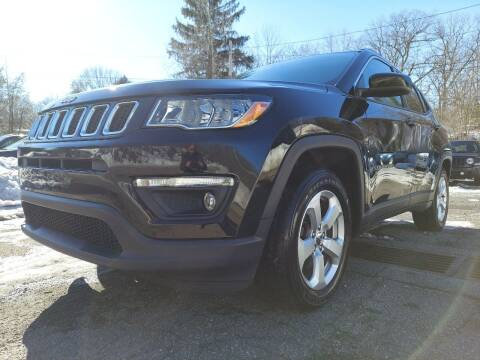 2017 Jeep Compass for sale at AMA Auto Sales LLC in Ringwood NJ