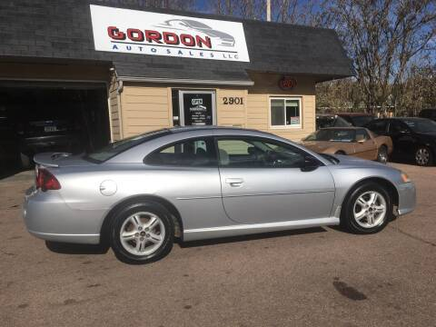 2004 Dodge Stratus for sale at Gordon Auto Sales LLC in Sioux City IA
