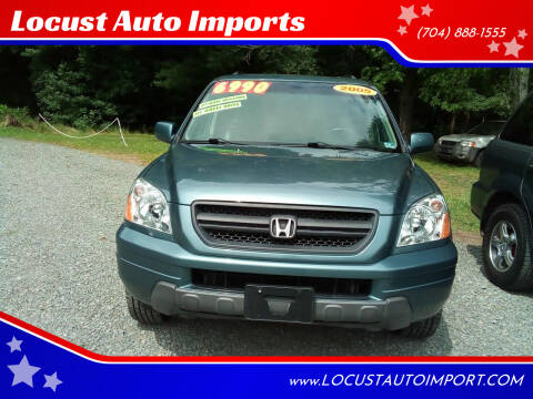 2005 Honda Pilot for sale at Locust Auto Imports in Locust NC
