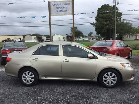 2009 Toyota Corolla for sale at Affordable Autos II in Houma LA