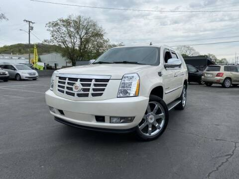 2012 Cadillac Escalade for sale at Auto Credit Group in Nashville TN
