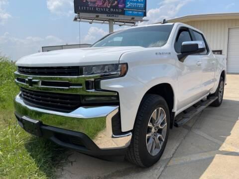 2020 Chevrolet Silverado 1500 for sale at Lumpy's Auto Sales in Oklahoma City OK