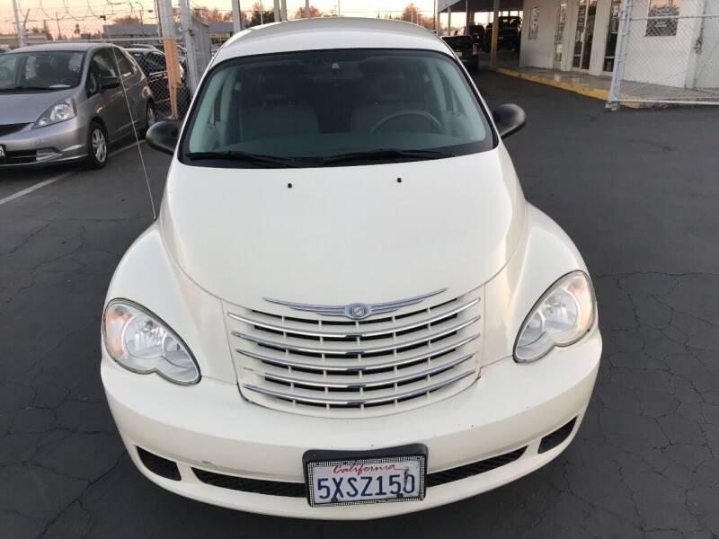 2007 Chrysler PT Cruiser for sale at Auto Outlet Sac LLC in Sacramento CA