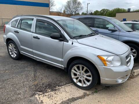 2011 Dodge Caliber for sale at BEAR CREEK AUTO SALES in Rochester MN