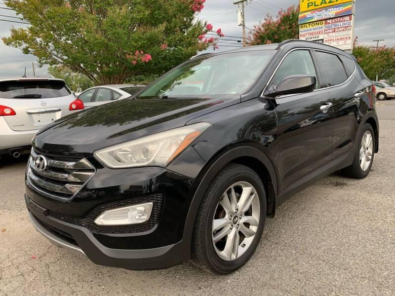 2013 Hyundai Santa Fe Sport for sale at 5 Star Auto in Matthews NC