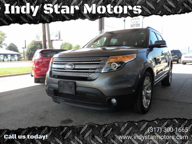 2014 Ford Explorer for sale at Indy Star Motors in Indianapolis IN