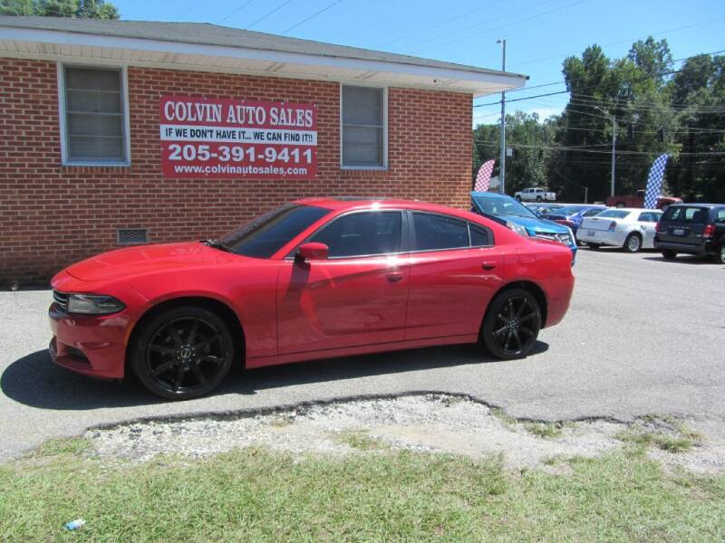 2016 Dodge Charger for sale at Colvin Auto Sales in Tuscaloosa AL