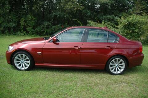 2011 BMW 3 Series for sale at Bruce H Richardson Auto Sales in Windham NH