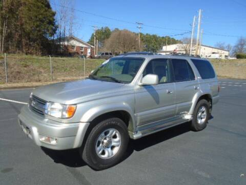 2002 Toyota 4Runner for sale at Atlanta Auto Max in Norcross GA