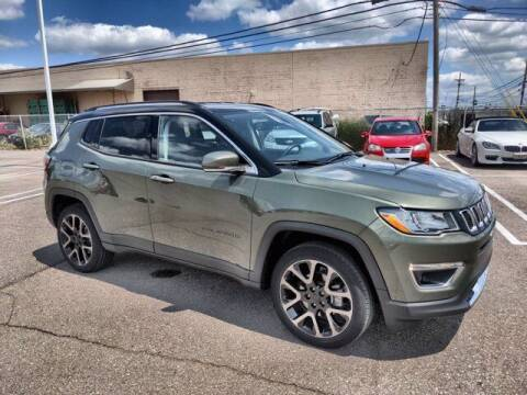 2019 Jeep Compass for sale at Jimmys Car Deals at Feldman Chevrolet of Livonia in Livonia MI